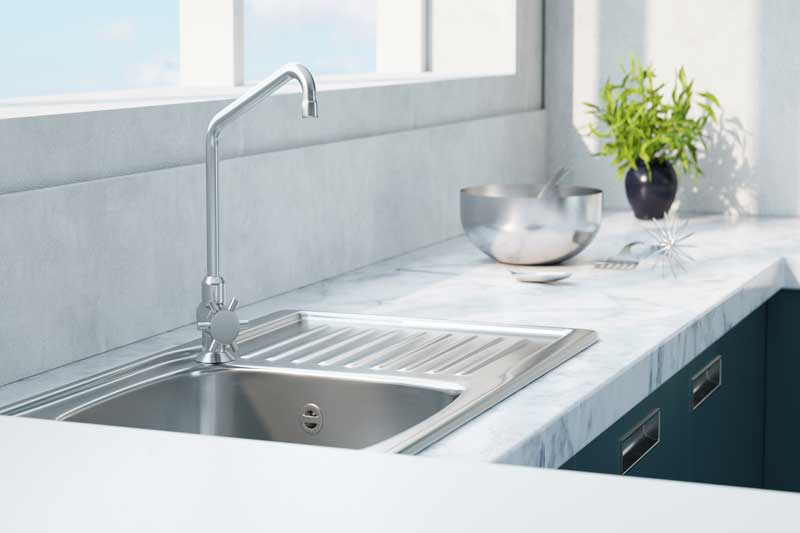 Kitchen Fixtures Plumbing | Kelly Plumbing Company
